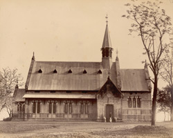 All Saints' Church [Kolhapur].